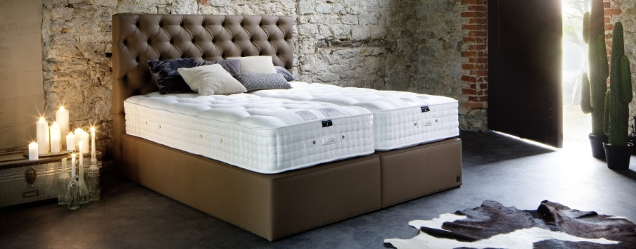 Sattler-Bedding-Luxus-Matratze